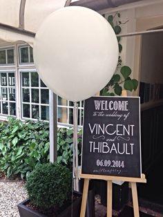 ballonnen bruiloft - Google zoeken