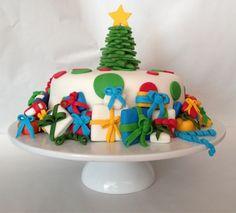 tortas decoradas para navidad - Buscar con Google