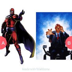 Magneto or Professer X Tap to vote http://sms.wishbo.ne/U1ak/PZPIijPfft