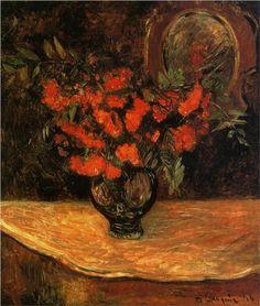 Bouquet+-+Paul+Gauguin