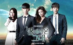 My love from the star Do Min-Joon is an alien who landed on Earth 400 years ago during the Joseon Dynasty period. Do Min-Joon possesses a near perfect appearance and enhanced physical abilities involving his vision, hearing and speed.  Do Min-Joon holds a cynical view to human beings, but he falls in love with actress Cheon Song-Yi. RATING 4 OUT OF 5