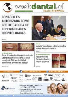 """Revisa """"webdental.cl Boletin Informativo N° 52""""... Todas las Ediciones en: webdental.cl/boletin"""