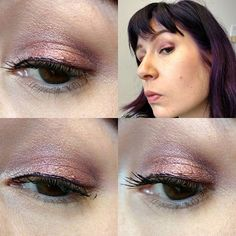 So, wieder ein Tag geschafft 😉 #faceoftheday und #eyesoftheday mit #mac #burgundytimesnine #eyeshadowpalette  #maccosmetics #quarry #honeylust #starviolet #sketch #stormypink #eyes #eyemakeup #eotd #amu #augenmakeup #face #fotd #selfie #me #itsme