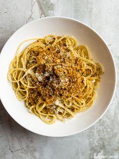 Pasta - 30 Minute Garlic, Sage & Brown Butter Pasta