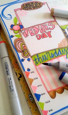 Art Journal page in progress | Flickr - Photo Sharing!