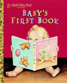 Little Golden Book: Baby's First Book