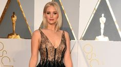 Oscars 2016: Jennifer Lawrence wore a seriously see-through... #JenniferLawrence: Oscars 2016: Jennifer Lawrence wore a… #JenniferLawrence