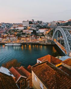 Porto: City Guide of Must See Spot Porto City, Portuguese Culture, Small Space Interior Design, Voyage Europe, Beautiful Places To Travel, Ultimate Travel, Beautiful Buildings, Adventure Is Out There, Staycation