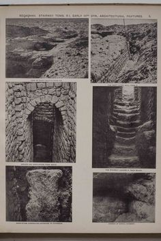 Tombs of the third Egyptian dynasty at Reqâqnah and Bêt Khallâf. GARSTANG John 1934