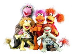 A reboot of the popular Jim Henson series 'Fraggle Rock' from the is getting a reboot. Sarah Labyrinth, The Originals Show, Fraggle Rock, 35th Anniversary, The Dark Crystal, Jim Henson, Kids Shows, Vintage Disney, Special Guest