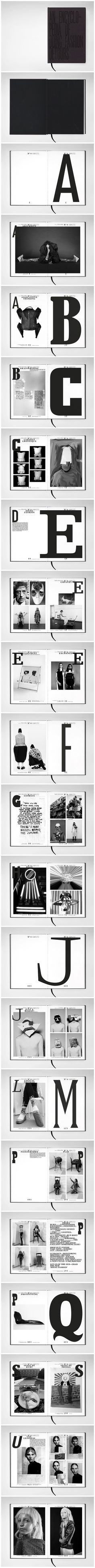 Typography for Doing Fashion Detours