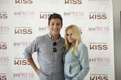 Alli Simpson and Tanner Zagarino