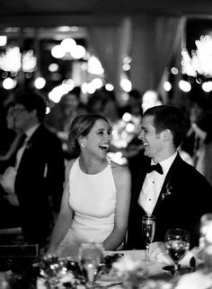 Elegant Restaurant Wedding in Washington, DC