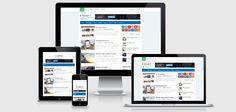 Template Blog Arlina Design : G Vusion 2