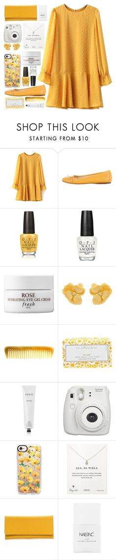 """""""just to let you feel the rain"""" by pepperxnostalgia ❤ liked on Polyvore featuring Prada, OPI, Fresh, Kenneth Jay Lane, Hermès, Lollia, Rodin, Fujifilm, Casetify and Dogeared"""
