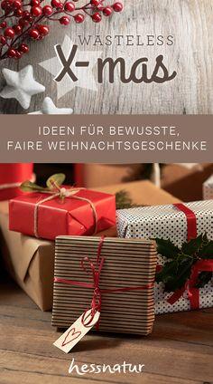 Geschenkideen für die ganze Familie – Lehnen Sie sich zurück und stöbern Sie in unserer Weihnachtswelt, statt hektisch durch die Stadt zu laufen. Wir haben inspirierende Geschenkideen für Sie vorbereitet, die den Beschenkten zeigen, dass sie Ihnen wichtig sind. #geschenke #fairegeschenke #nachhaltig Gift Wrapping, Gifts, Sustainability, Christmas Presents, City, Keep Running, Nature, Christmas, Butcher Paper