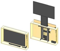 end of bed tv lift cabinet uk - Google Search