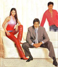 Throw back photo of Aishwarya Rai Bachchan with Amitabacchan and Srk Actress Aishwarya Rai, Aishwarya Rai Bachchan, Amitabh Bachchan, New Album Song, Album Songs, Bollywood Girls, Bollywood Actors, Hollywood Actresses, Actors & Actresses