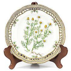 royal copenhagen flora danica | Royal-Copenhagen-Porcelain-Flora-Danica-Matricaria-Chamomilla-L-9 ...