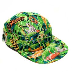 MOUPIA Frogs 5 Panel Hat