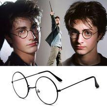 390d353262 Round Glasses Frame For Harry Potter optical Glass frames Women men clear  lens Eyeware reading brand