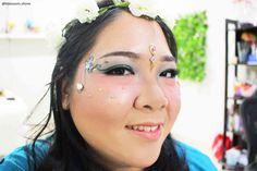 Fairy Inspired Look #KBBVSpringMakeup #makeupchallenge #makeupcollaboration #Springlook #Springmakeuplook #Spring