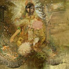 """Saatchi Art Artist Iva Troj; Painting, """"Dance Series - IV"""" #art"""