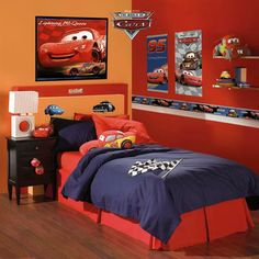 Disney - Deux Affiches Décoratives Autocollantes Verticales Cars - 31720453 - Home Depot Canada