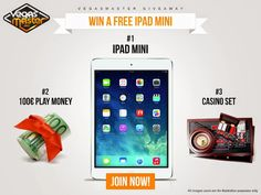 iPad Mini International Giveaway - Giveaway Archive - Free Online Giveaways
