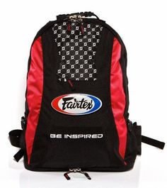 Fairtex BAG4 Sport Red