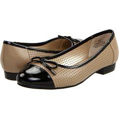 Black & Tan Shoes