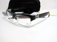 42faded88a69 Chrome Hearts Dark Tortoise Love Glove Eyeglasses On Sale Eyeglasses Sale