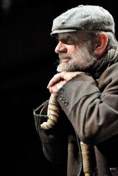Robin Soans as Corin in As You Like It. Photo by Keith Pattison
