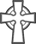 Celtic Symbols from Ancient Times Celtic Symbols And Meanings, Ancient Symbols, Celtic Cross Tattoos, Celtic Art, Celtic Crosses, Cross Coloring Page, Colouring Pages, Coloring Book, Cross Pictures