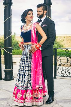 Reception fashion is showcased! Indian Reception Outfit, Wedding Reception Outfit, Indian Wedding Outfits, Bridal Outfits, Indian Outfits, Bridal Dresses, Indian Clothes, Wedding Dress, Bollywood Images