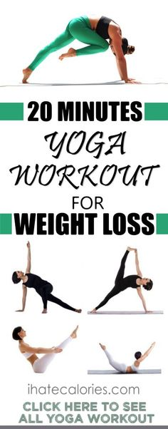 20 Minute Of Yoga Workout To Lose Weight
