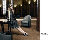 La campagne Prada printemps-été 2016
