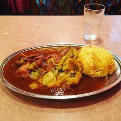 ムルギーランチ #カレー #curry #ナイルレストラン #ムルギーランチ #東銀座