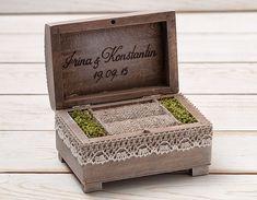 Wedding card post box, Wedding cards and Vintage wedding cards on ...