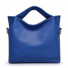 Elegant Women Genuine Leather Handbag Crossbody Bag Shoulder Bag