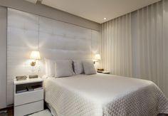 Um décor para aproximar a família. Veja: http://casadevalentina.com.br/projetos/detalhes/para-aproximar-a-familia-589 #decor #decoracao #interior #design #casa #home #house #idea #ideia #detalhes #details #style #estilo #casadevalentina #bedroom #quarto