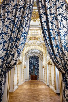 Interior - city palace Liechtenstein Vienna