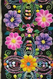 Resultado de imagen para bordado peruano de ayacucho