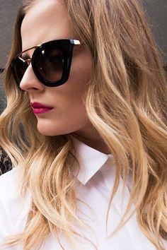 Prada Cinema Sunglasses #sunglasses #shades #fashion #streetstyle #bloggers #models #topmodels #gafas #gafasdesol #lunettesdesoleil #occhialidasole - Sale! Up to 75% OFF! Shop at Stylizio for women's and men's designer handbags, luxury sunglasses, watches, jewelry, purses, wallets, clothes, underwear