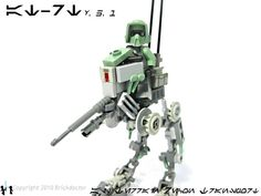 At Rt, Lego Clones, Lego Display, Lego Army, Star Wars Vehicles, Lego Mechs, Lego Projects, Custom Lego, Clone Trooper