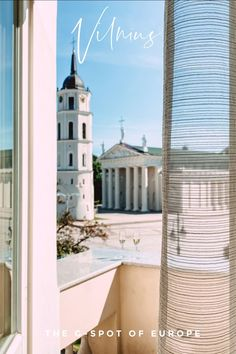 The geographical centre of Europe is located in Vilnius, Lithuania. This beautiful Baltic city is full of life and adventures. Lithuania Travel, City Break, Throughout The World, Travel Guides, Postcards, Travel Inspiration, Stuff To Do, Centre, Travel Destinations