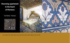 The bedroom in Santa Maria
