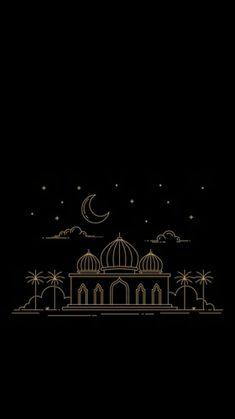 Eid Wallpaper, Islamic Wallpaper Iphone, Islamic Quotes Wallpaper, Galaxy Wallpaper, Nature Wallpaper, Pattern Wallpaper, Wallpaper Backgrounds, Muslim Images, Islamic Images