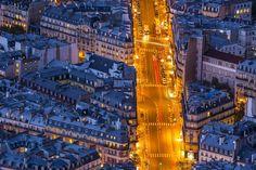 04Montparnasse 18 stunning Shots of Golden Hour Across the World