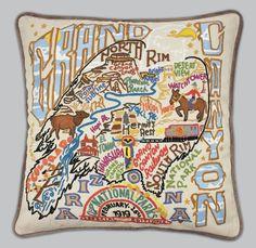 Grand Canyon Pillow